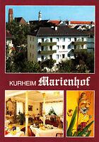 Bad Wörishofen , Kneipp-Kurheim Marienhof , ungel. AK.