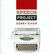 Gerry Diver - Speech Project [New CD] UK - Import