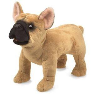 Folkmanis French Bulldog Puppet