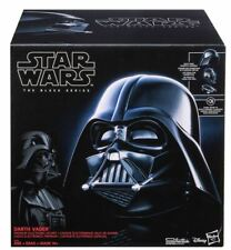 Star Wars The Black Series Darth Vader Premium Electronic Helmet Factory Sealed!