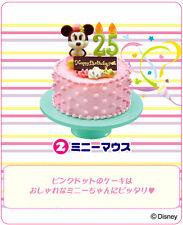 Re-ment Disney Birthday Party Miniature Minnie Mouse Birthday Cake Vol.1 - No.2