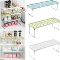 Tragbarer Küchenschrank Organizer Regal Lagerung Pantry Stand Rack Jar Y5W2