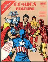 Comics Feature 21 FVF 7.0 Zippy Justice League Marvel Teams Don Heck Gardner Fox