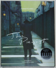 THE PIANIST KIMCHIDVD LENTICULAR BLU-RAY STEELBOOK NEU & OVP SEALED SOLD OUT