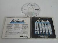Hannes Meyer – Avventure Orgel / Stereoplay – CD 697 020 CD Album
