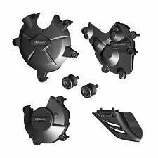 GB Racing Engine Cover Crash Protection Bundle Kawasaki ZX-6R 2008