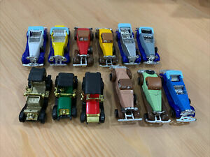 model cars made in china WOLSELEY knock off - bulk Lot Of 13 Cars