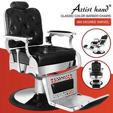 Heavy Duty Hydraulic Recline Barber Chair Salon Beauty All Purpose Equipment