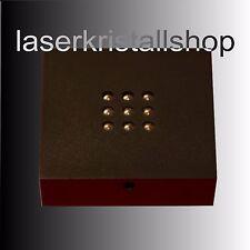 led Leuchtsockel für Kristalle oder Dekoartikel. 3 versch. Grö�Ÿen.NEU/ OVP.