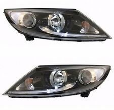 GENUINE OEM PART PROJECTION LED HEAD LAMP LIGHT SET for Kia Sportage 2014-2015