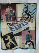 Elvis Presley Aloha From Hawaii Jailhouse Rock Tapestry Wall Hanging Panel