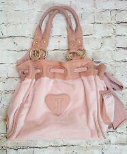 Juicy Couture Hobo Handbag Genuine Leather