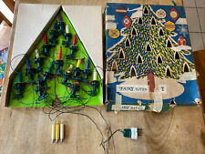 More details for vintage 1940s / 50s christmas fairy lites candle lights - very rare