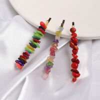 New Fashion Women Acrylic Resin Beads Hairpins Resin Colours Hair Clip Jewelry