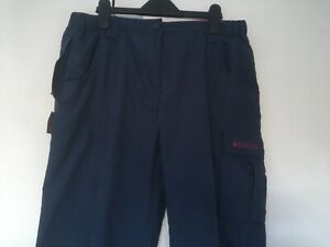 Blue trousers from Mountain Warehouse, size 12