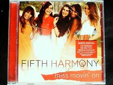 Fifth Harmony - Miss Movin' On Single CD Sealed Limited Edition