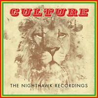 CULTURE - THE NIGHTHAWK RECORDINGS   VINYL LP NEU