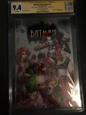 BATMAN ADVENTURES #12 - CGC 9.4 - Signed By Paul Dini, Bruce Tim, and Johnboy
