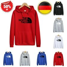 2020 The North Fac Hoodie Kapuzenpullover Sweatshirt Baumwolle Größen S-XL