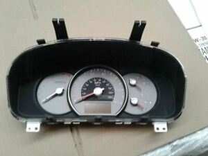07-08 RONDO Speedometer Cluster MPH 4 Cylinder With Cruise Control