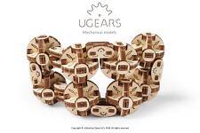 UGears Flexi-Cubus Mechanical 3D Wood Puzzle