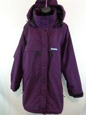 TAIGA Women Chamonix 2L Dry Shell Rain Jacket Sz 14 Purple New With Tags