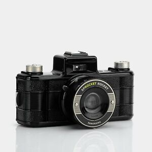 Sprocket Rocket Panoramic 35mm Point and Shoot Film Camera