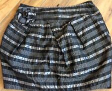Cue Regular Size Striped Skirts for Women