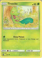 Pokemon SM Celestial Storm Card: Treeko - 7/168