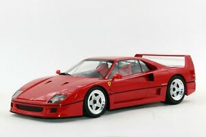 TOP MARQUES 1967 FERRARI F40 RED 1:12 LARGE CAR*Brand New! LAST ONE!!