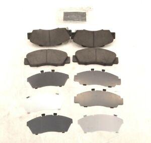 NEW OEM Honda Disc Brake Pad Set Front 45022-SS0-G02 Accord CR-V Odyssey RL TL
