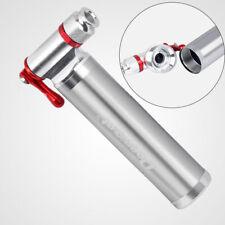 Tragbare Silber Mountainbike Fahrrad Reifen Luft/Co 2 Inflator Pumpe Wartung Wer...