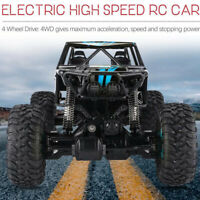 Wltoys 10428-D 1/10 2.4G 4WD Electric Crawler RC Car Buggy Truck Off-road Toys