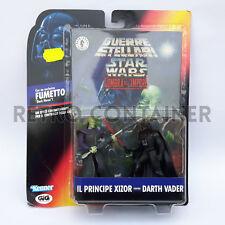 STAR WARS Kenner Hasbro Action Figure - SOTE - Prince Xizor vs. Darth Vader ITA