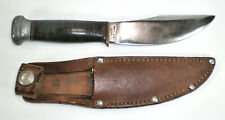 Vintage Patented 1916 Marble's Hunting Knife with Sheath