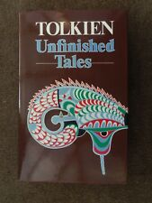 NEW Unfinished Tales of Numenor and Middle-earth - Tolkien - Allen & Unwin 1984