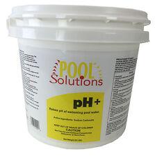 Pool Solutions Swimming Pool 25 Lbs Water Balance pH+ Plus Increaser   P31025DE