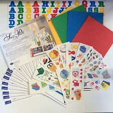 NEW Creative Memories - ABC SNAP PACK - RARE