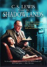 C.S. Lewis: Through the Shadowlands (2013, DVD NIEUW)