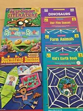 Lot 7: Creative Teaching Press: Getting Ready To Read / Literature / Bookmaking