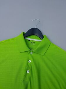 ADIDAS GOLF POLO SHIRT SIZE LARGE EXCELLENT CONDITION!