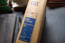CAT Caterpillar D9R Tractor Dozer Crawler Repair Service Manual steering clutch