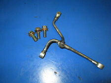 YAMAHA YZ 400F 1998 CYLINDER HEAD OIL PIPE