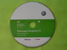 CD NAVIGATION FX DEUTSCHLAND 2012 V4 VW RNS 310 SKODA AMUNDSEN OCTAVIA SUPERB