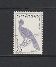 Suriname 1979 Black Curassow Airmail Stamp UM