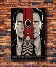 Twin Peaks Hot TV Series Silk Poster Wall Art Prints 12x16 24x32 inch