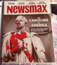 NEWSMAX MAGAZINE SEPTEMBER 2020- THE CANCELING OF AMERICA