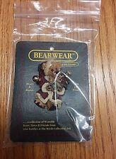 Boyds Resin Wearable Elliot w/Tree Pin #26002~1996~New on Card/Plastic-Sweet