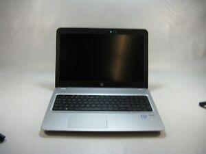 "HP ProBook 450 G4 15.6"" Laptop 2.5 GHz i5-7200U 8GB RAM (Grade B No Caddy)"