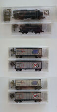 MTL Micro-Trains N Scale 50 Car State Series Cars with FT-A Engine & Caboose